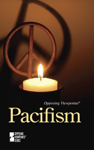 Pacifism (Library Binding): Noah Berlatsky