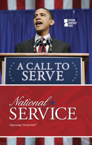 9780737752342: National Service (Opposing Viewpoints)