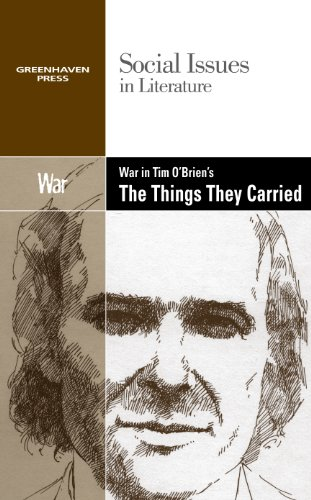 War in Tim O'Brien's The Things They Carried (Social Issues in Literature): Gary Wiener