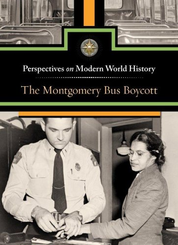 9780737757958: Montgomery Bus Boycott, The (Perspectives on Modern World History)