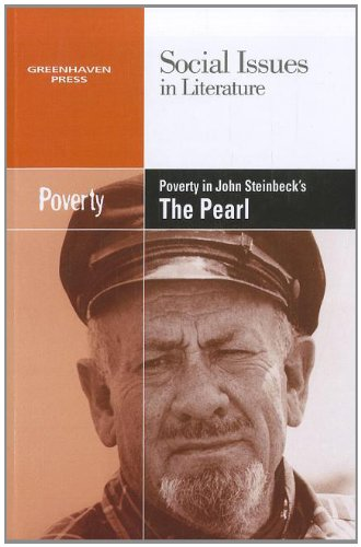 9780737758085: Poverty in John Steinbeck's the Pearl (Social Issues in Literature)