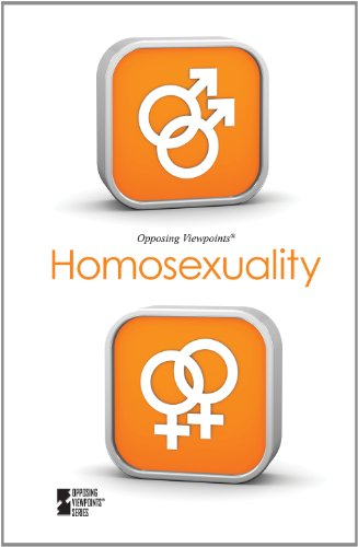 Homosexuality opposing viewpoints