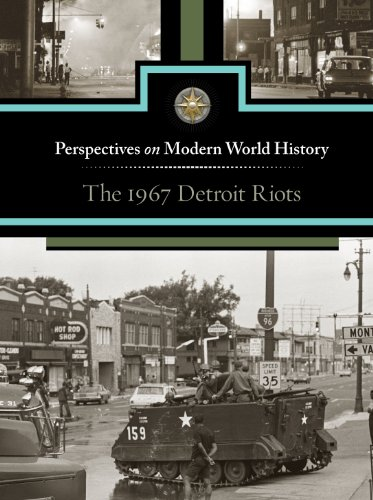 9780737763621: The 1967 Detroit Riots (Perspectives on Modern World History)
