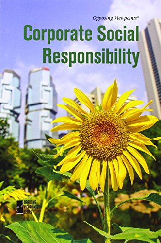 9780737766530: Corporate Social Responsibility (Opposing Viewpoints (Paperback))