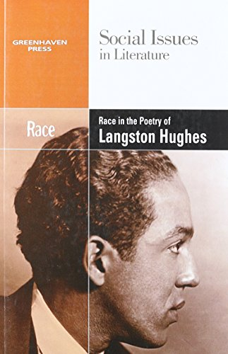 9780737769814: Race in the Poetry of Langston Hughes (Social Issues in Literature)