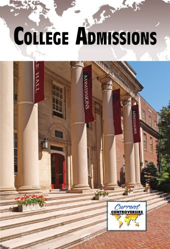 9780737770025: College Admissions (Current Controversies)