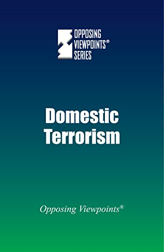 9780737772555: Domestic Terrorism (Opposing Viewpoints)