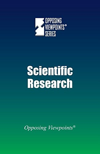 Scientific Research (Opposing Viewpoints): Sylvia Engdahl