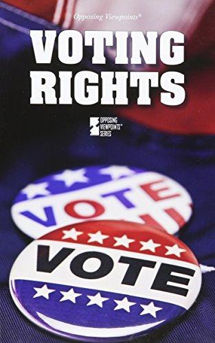 Voting Rights (Opposing Viewpoints): Noah Berlatsky