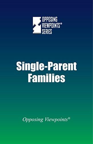 Single-Parent Families: Greenhaven Press Staff