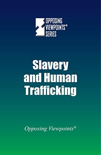 Slavery and Human Trafficking: Greenhaven Press Staff