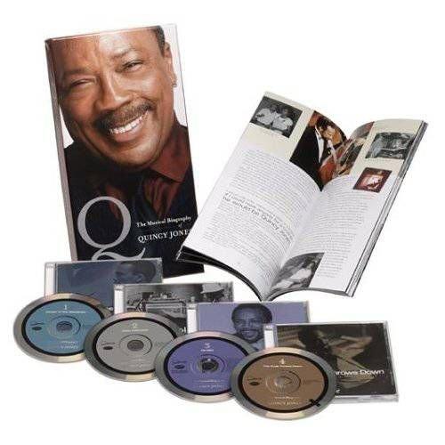 9780737902198: Musical Biography of Quincy Jones