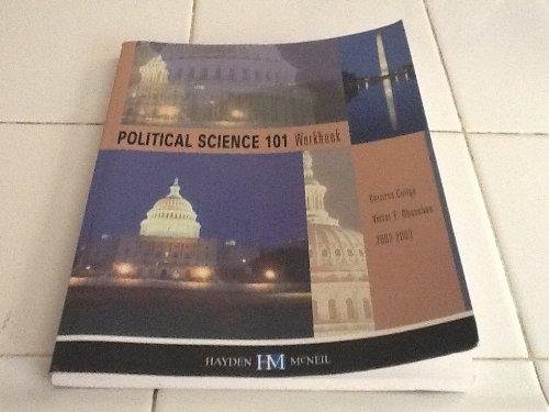 9780738005645: Political Science 101 Workbook