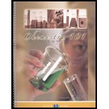 Chemistry 101 Lab. Manual for Montgomery College: Thomas Kenny
