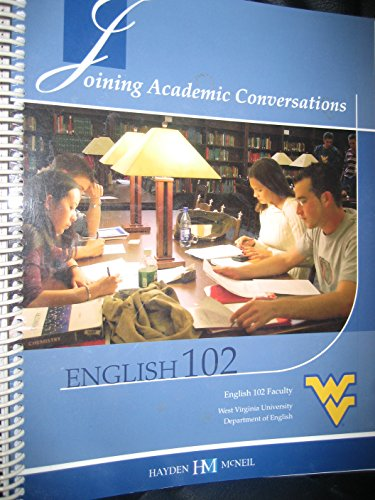 9780738023021: joining academic conversations
