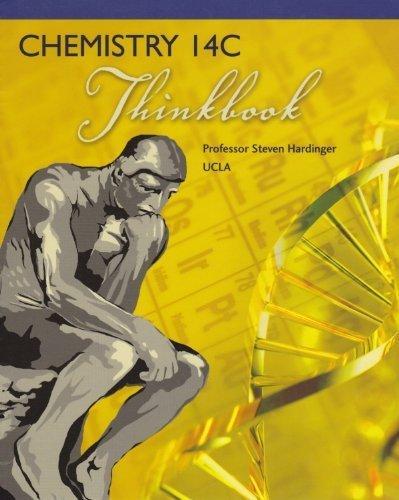 9780738025155: Chemistry 14C Thinkbook UCLA