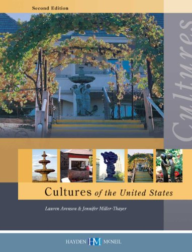Cultures of the United States: Lauren Arenson/ Jennifer Miller-Thayer