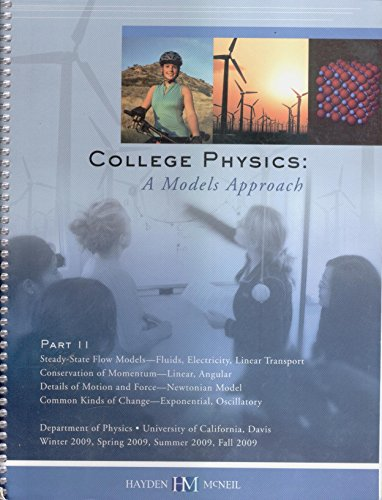 9780738031446: College Physics: A Models Approach. Part II