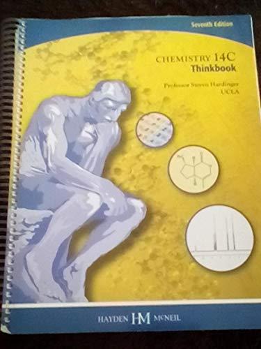 9780738032443: Chemistry 14C Thinkbook,Seventh Edition