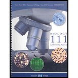 9780738034058: Biology 111 Laboratory Manual Sixth Edition (Texas A&M University)