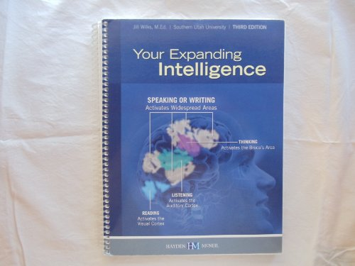 9780738035802: Hayden McNeil: Your Expanding Intelligence (3rd Edition) - Southern Utah University