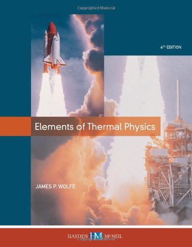 9780738043241: Elements of Thermal Physics