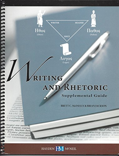 9780738044446: Writing and Rhetoric - Supplemental Guide