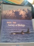 9780738048277: BIOL100 Survery of Biology (Biology for a Changing World Lab Notebook)