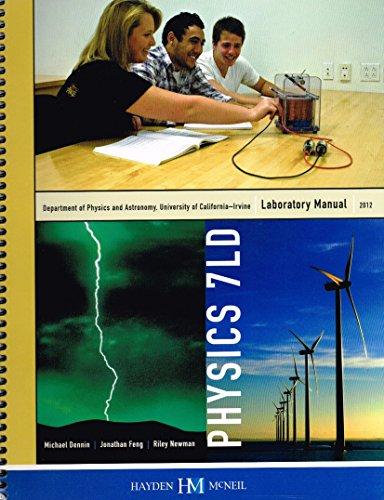 9780738050232: Physics 7Ld Lab Manual