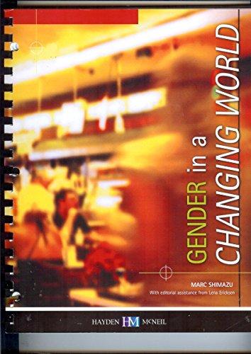 Gender in a Changing World: Marc Shimazu