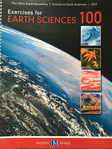 9780738055893: Exercises for Earth Sciences 100
