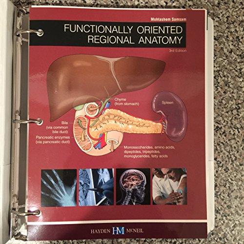 9780738056852: Functionally Oriented Regional Anatomy 2nd Edition