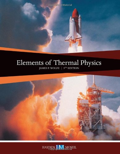 9780738057118: Elements of Thermal Physics, 5th edition