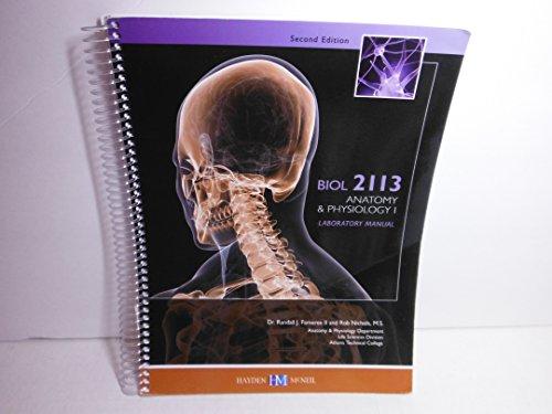 9780738060187: BIOL 2113 Anatomy & Physiology 1 Lab Manual (Athens Tech)