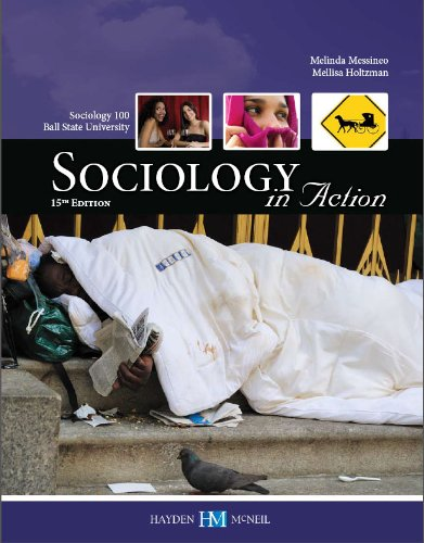 9780738061481: Sociology in Action: Sociology 100