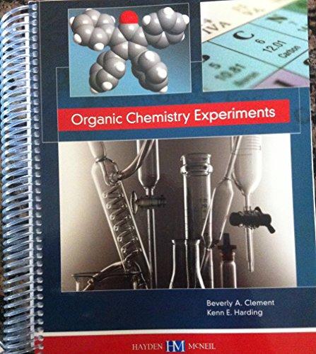 9780738064123: Organic Chemistry Experiments