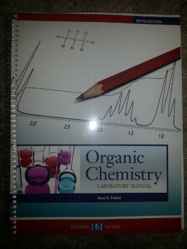 9780738066011: Organic Chemistry Laboratory Manual