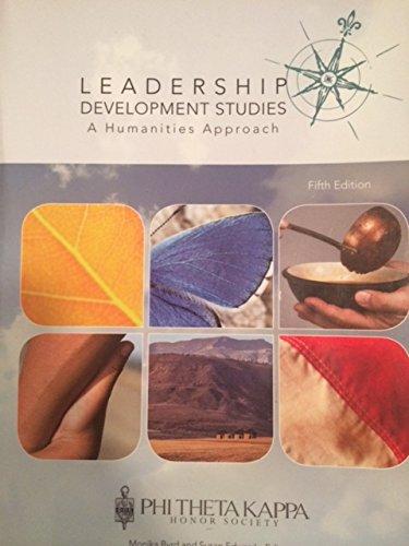 9780738066042: Leadership Development Studies: A Humanities Approach