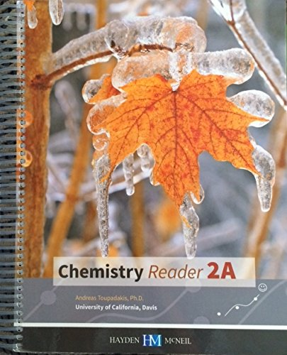 9780738069432: Chemistry 2A Reader