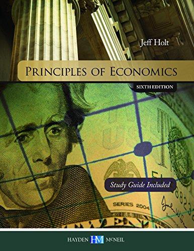 9780738075259: Principles of Economics