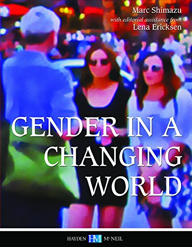 Gender in a Changing World, 2015: Marc Shimazu