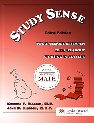 9780738089157: Study Sense
