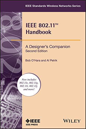 9780738144498: IEEE 802.11 Handbook: A Designer's Companion