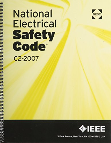 NESC National Electrical Safety Code C2-2007: Inc. Institute of