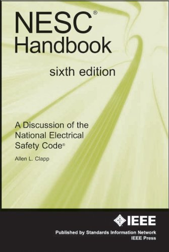 9780738149301: NESC Handbook: A Discussion of the National Electrical Safety Code