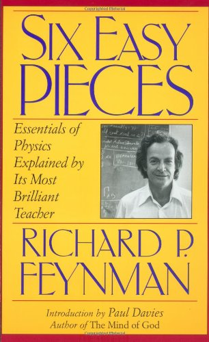 9780738200224: Six Easy Pieces-Book/CD Package [With Book]: Essentials of Physics by Its Most Brilliant Teacher