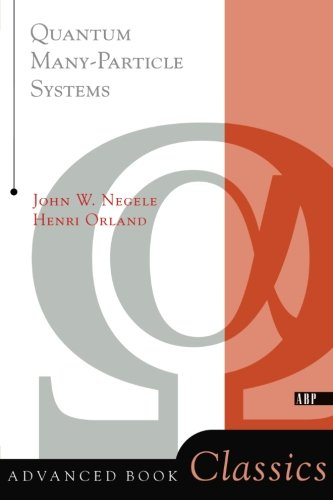 9780738200521: Quantum Many-particle Systems (Advanced Books Classics)