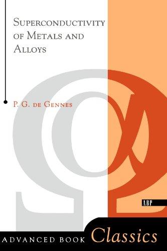 9780738201016: Superconductivity Of Metals And Alloys (Advanced Books Classics)