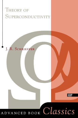 9780738201207: Theory Of Superconductivity (Advanced Books Classics)