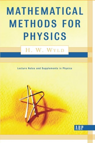 9780738201252: Mathematical Methods For Physics (Advanced Books Classics)